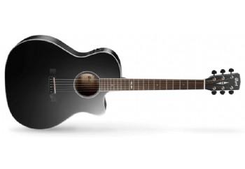 Cort Grand Regal Series GA5F Siyah - Elektro Akustik Gitar