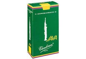 Vandoren Java Soprano Sax Reeds No:3.5 - Saksofon Kamışı