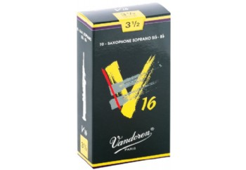 Vandoren SR7135 Soprano Sax V16 Reeds No:3.5 - Soprano Saksofon Kamışı
