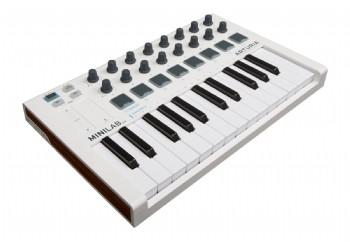 Arturia MiniLab MK II - MIDI Klavye - 25 Tuş