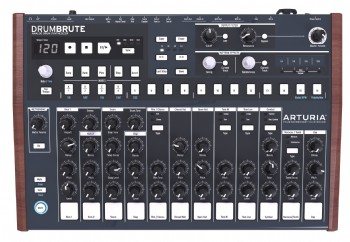 Arturia DrumBrute Analog Drum Machine - Davul Makinesi