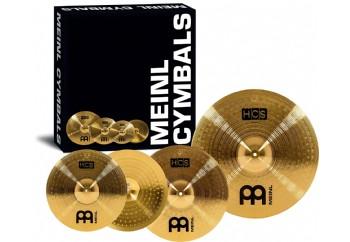 Meinl HCS141620 HCS Complete Cymbal Set - Zil Seti