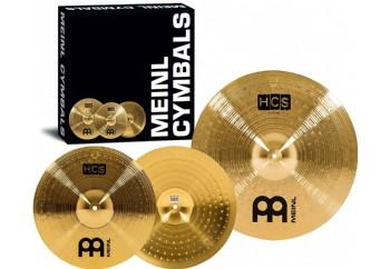 Meinl HCS1418 HCS Cymbal Box Set Pack - Zil Seti