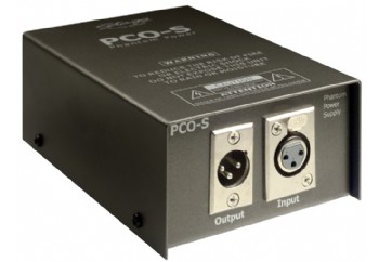 Stagg PCO-SH Phantom Power Supply Unit - Mikrofon Preamfisi