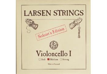 Larsen Violoncello - Medium a-I-La - Soloist Edition - Tek Tel - Çello Teli
