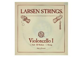 Larsen Violoncello I a-I-La Medium - Tek Tel - Çello Teli