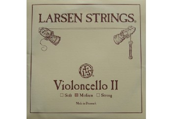 Larsen Violoncello - Medium d-II-Re - Tek Tel - Çello Teli