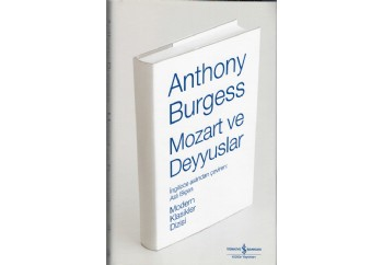 Mozart ve Deyyuslar Kitap - Ciltli - Anthony Burgess