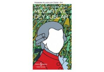 Mozart ve Deyyuslar Kitap - Ciltsiz - Anthony Burgess