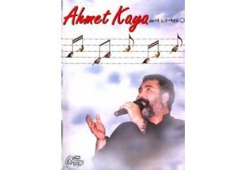 Ahmet Kaya Nota Kitabı 4 Kitap