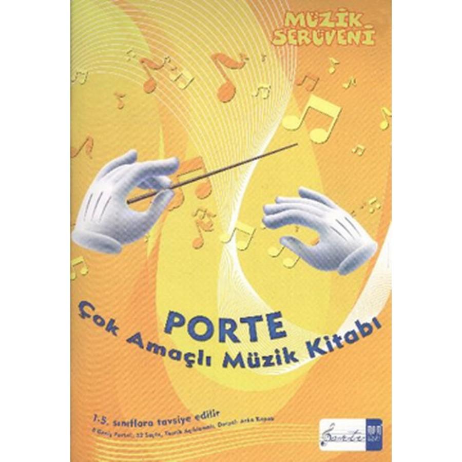 Porte Çok Amaçlı Müzik Kitabı