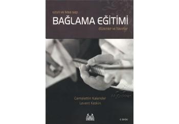 Uzun ve Kısa Sap Bağlama Eğitimi Kitap