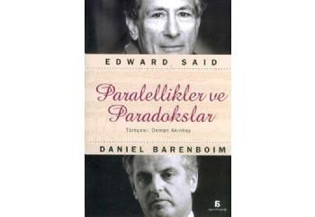 Paralellikler ve Paradokslar Kitap - Edward Said