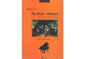 Piyano İçin İlk Bach Albümü Kitap - Belir Tecimer Kasap
