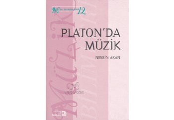 Platonda Müzik Kitap - Nesrin Akan
