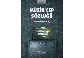 Müzik Cep Sözlüğü Kitap - Murat Özden Uluç
