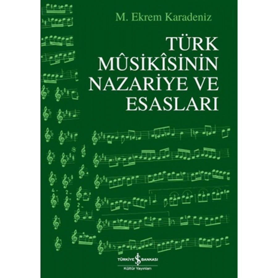 Türk Musikısinin Nazariye ve Esasları