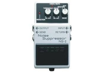Boss NS-2 Noise Suppressor - Noise Gate Pedalı