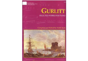 Gurlitt Selected Works For Piano Kitap - Keith Snell