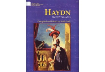 Haydn Six Easy Sonatas Kitap - Keith Snell