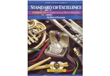 Standard of Excellence - Book 2 Enhanced Book Kitap