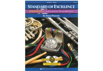 Standard of Excellence Enhanced Book 2 Oboe Kitap