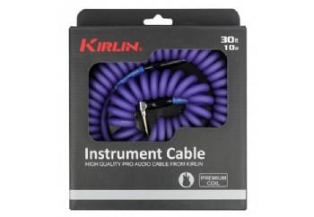 KIRLIN IMK-182BFGL /BLF Premium Coil Instrument Cable 10 metre - Enstrüman Kablosu (10m)