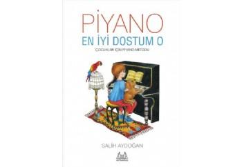 Piyano En İyi Dostum O Kitap - Salih Aydoğan