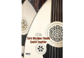 Türk Müziğine Yönelik Çeşitli Tespitler Kitap