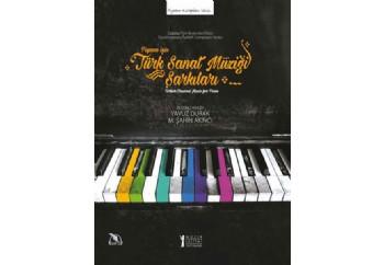 Piyano İçin Türk Sanat Müziği Şarkıları Kitap - Kolektif