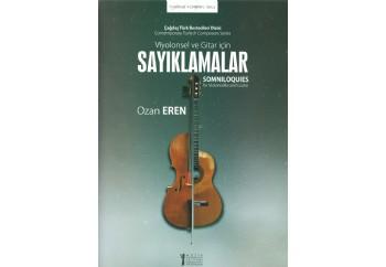 Viyolonsel ve Gitar İçin Sayıklamalar Kitap - Ozan Eren