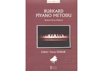 Burkard Piyano Metodu Kitap - Kolektif