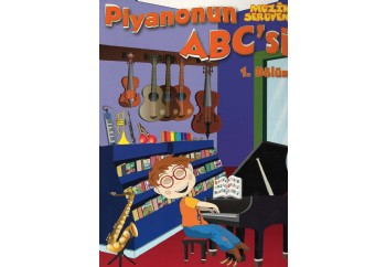 Piyanonun ABC'si 1.Bölüm Kitap
