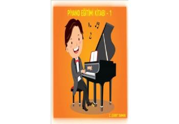 Piyano Eğitimi Kitabı -1 Kitap