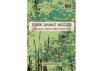 Türk Sanat Müziği Kitap - Haluk Yücel