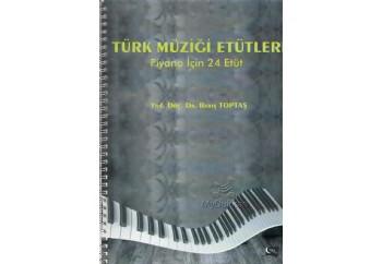 Türk Müziği Etütleri Kitap