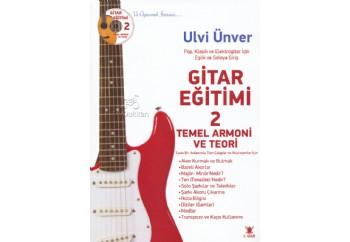 Gitar Eğitimi 2 - Temel Armoni ve Teori Kitap
