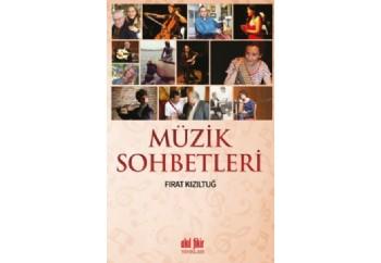 Müzik Sohbetleri Kitap - Fırat Kızıltuğ