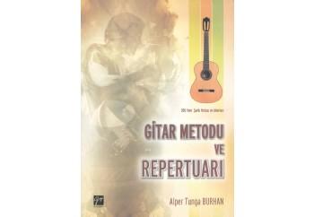 Gitar Metodu ve Repertuarı Kitap