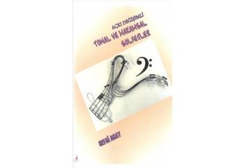Açkı Değişimli Tonal ve Makamsal Solfejler Kitap - Sefai Acay