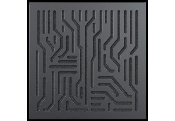Artnovion Azteka - Bass Trap HP Noir