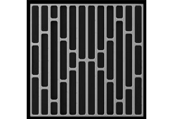 Artnovion Logan - Diffuser Silver - Akustik Ses Dağıtıcı