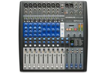 Presonus StudioLive AR12 USB - 12 Kanal Hibrit Mikser