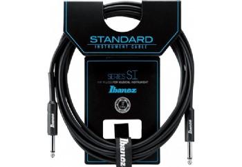 Ibanez SI10 Woven Cable BK - Enstrüman Kablosu (3 mt)