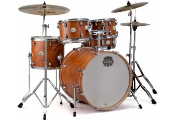 Mapex ST5245F Storm 5Pc Fusionease Drum Set IC - Camphor Wood Grain - Akustik Davul Seti