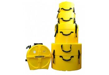 Hardcase HPROCKFUS Sarı - Davul Kutusu