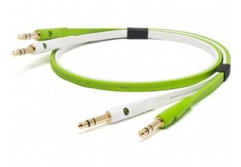 Neo Created by Oyaide d+ TRS Class B 1 metre - 6.35 mm. Stereo (Erkek) - 6.35 mm. Stereo (Erkek)