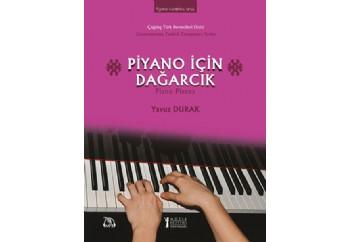 Piyano için Dağarcık Kitap - Yavuz Durak