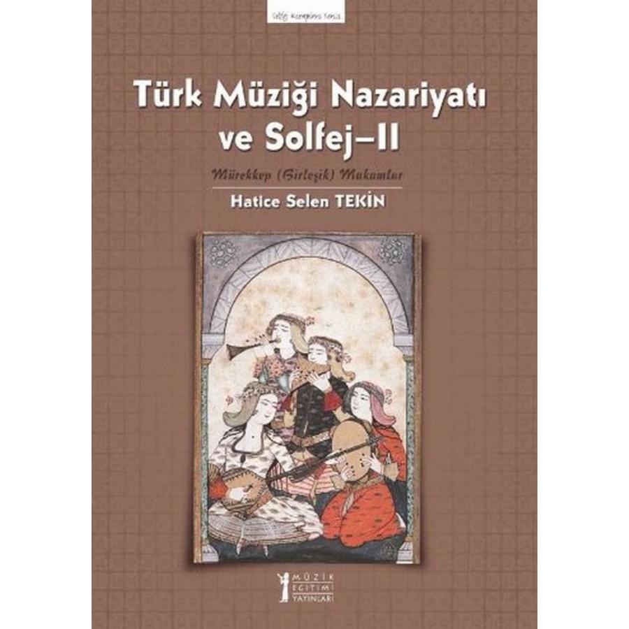 Türk Müziği Nazariyatı ve Solfeji Uygulama Kitabı 2