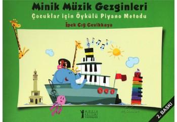Minik Müzik Gezginleri Kitap